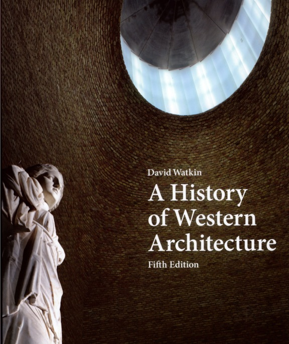 Cover of D. Watkin's book