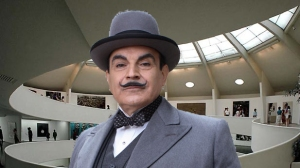 the ever modern poirot